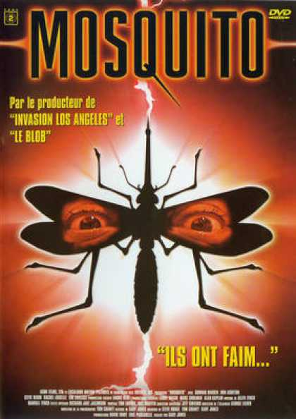 French DVDs - Mosquito