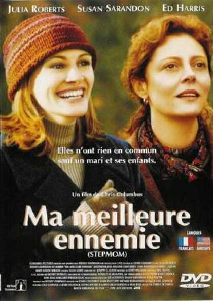 French DVDs - Stepmom