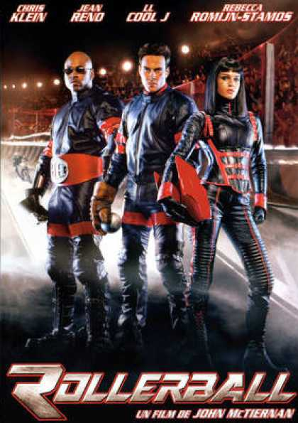 French DVDs - Rollerball