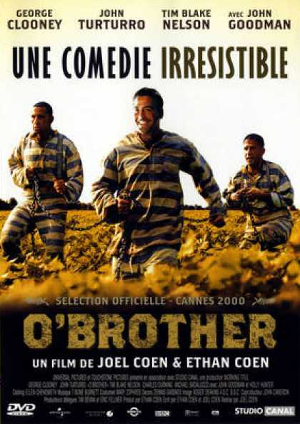 French DVDs - O'Brother