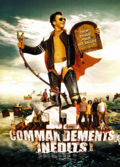 French DVDs - Les 11 Commandements Inedits