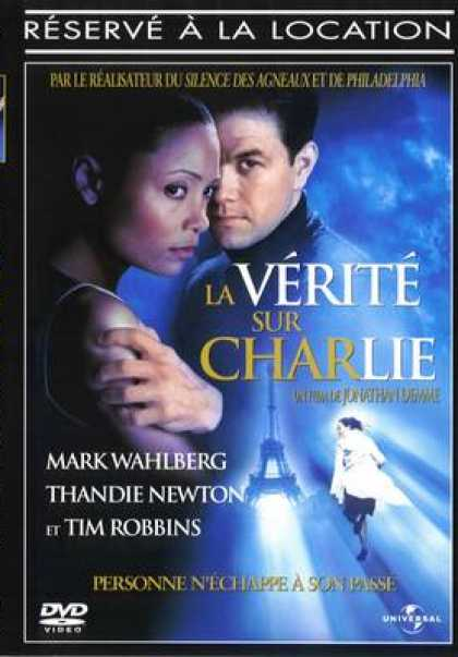 French DVDs - La Verite Sur Charlie