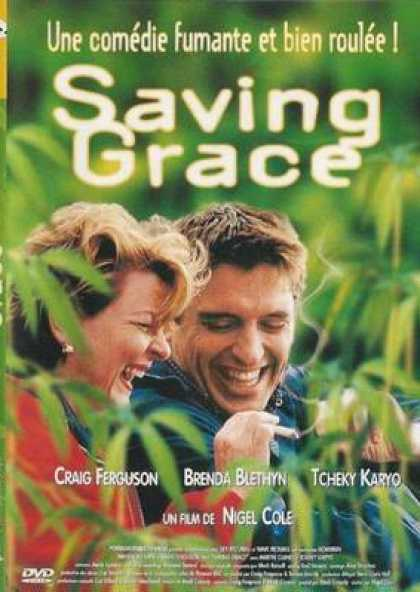 French DVDs - Saving Grace