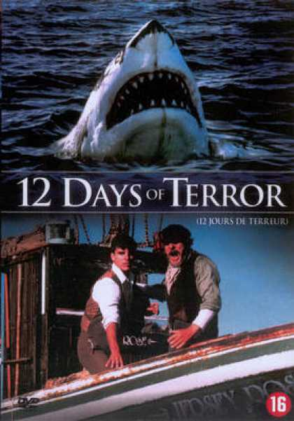 French DVDs - 12 Days Of Terror