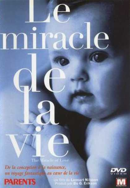 French DVDs - The Miracle Of Love