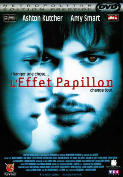 French DVDs - L Effet Papillon