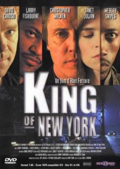 French DVDs - King Of New York