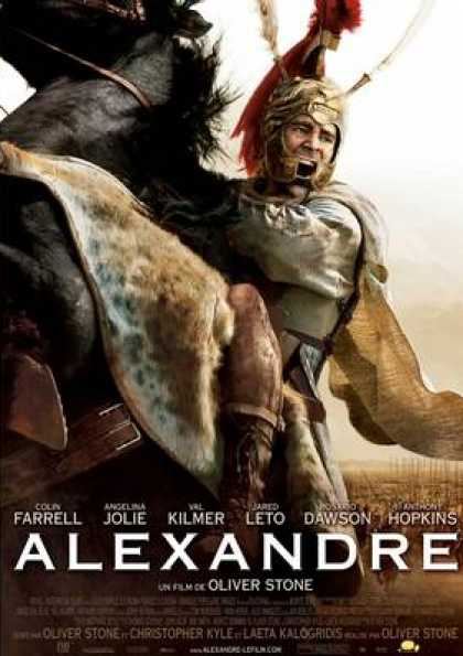 French DVDs - Alexander