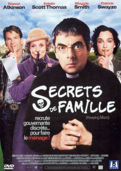 French DVDs - Secret De Famille