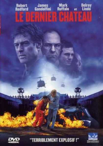 French DVDs - The Last Castle