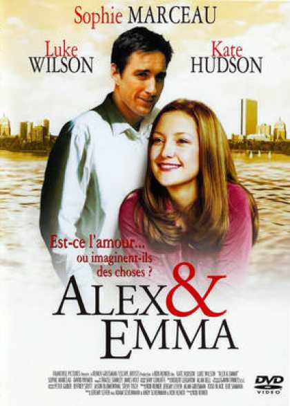 French DVDs - Alex And Emma