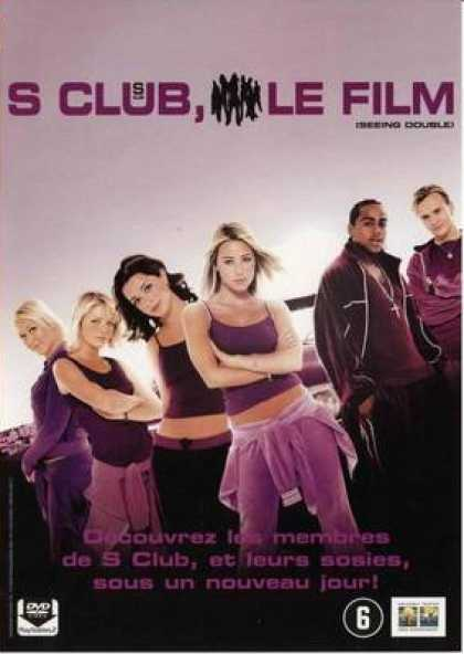 French DVDs - S Club The Movie