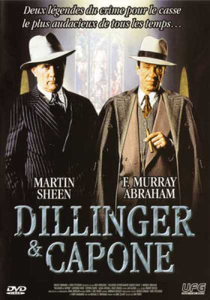 French DVDs - Dillinger And Capone