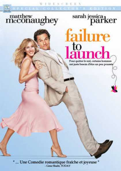 French DVDs - Failure To Launch