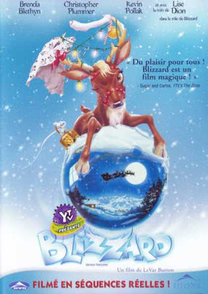 French DVDs - Blizzard