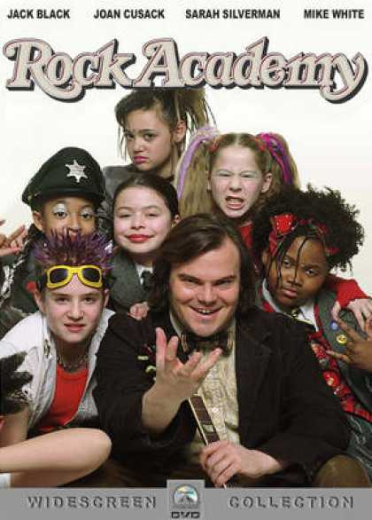 French DVDs - School Of Rock