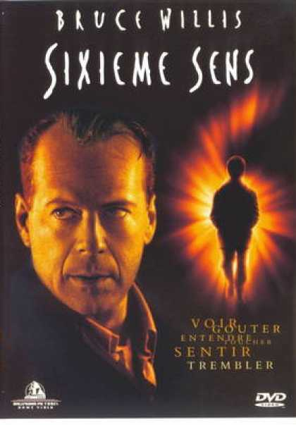 French DVDs - The Sixth Sense