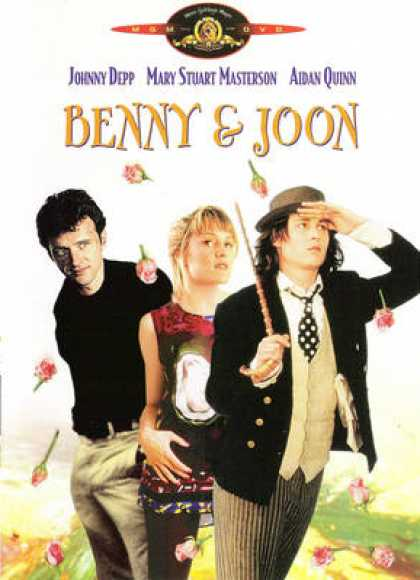 French DVDs - Benny & Joon