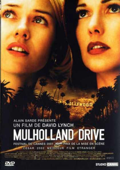 French DVDs - Mulholland Drive