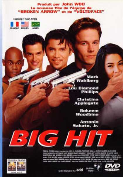 French DVDs - Big Hit