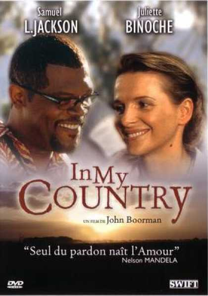 French DVDs - In My Country