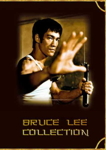 French DVDs - Bruce Lee Collection