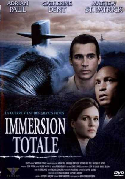 French DVDs - Immersion Totale