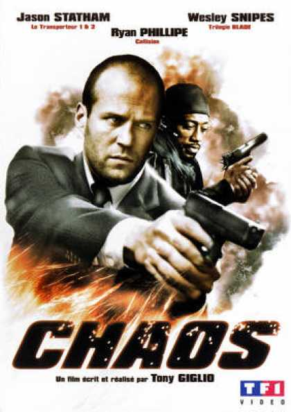 French DVDs - Chaos (2006) FRENCH R2 REPLACEMENT