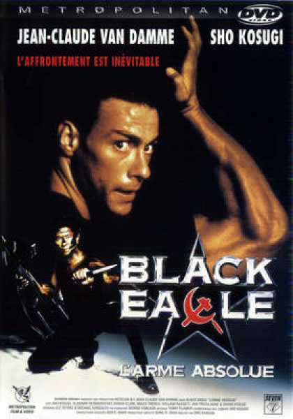 French DVDs - Black Eagle