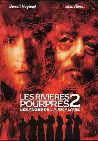 French DVDs - The Purple Rivers 2