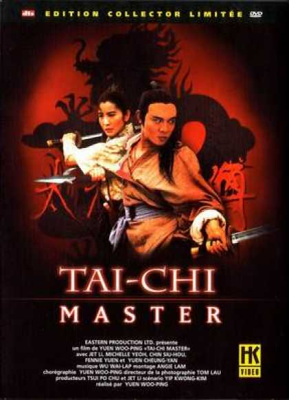 French DVDs - Tai Chi Master