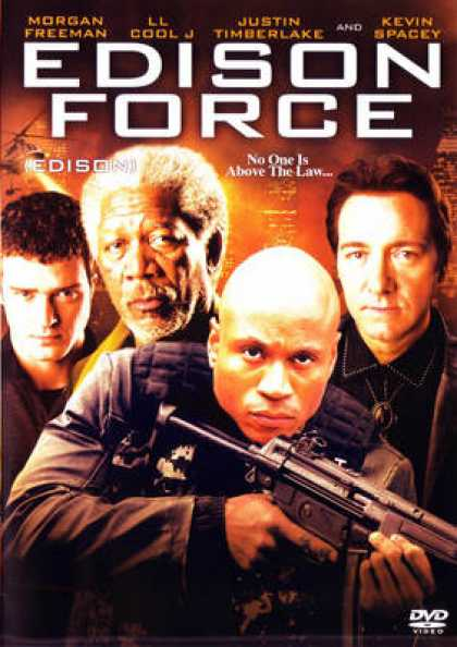 French DVDs - Edison Force