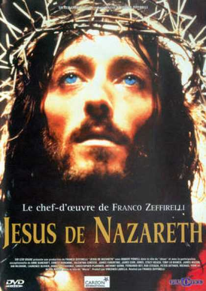 French DVDs - Jesus De Nazareth