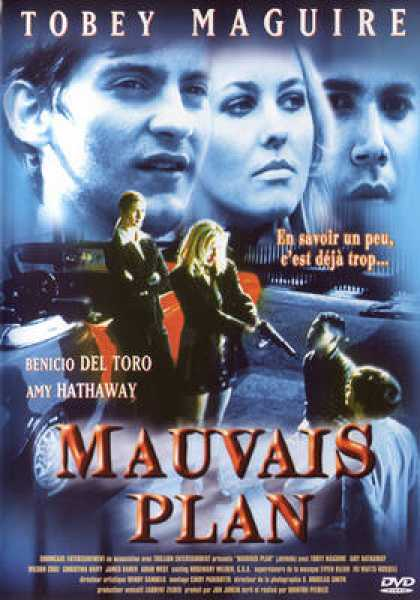 French DVDs - Mauvais Plan