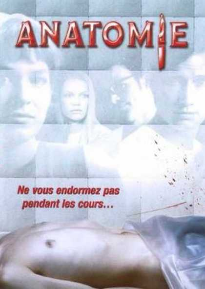 French DVDs - Anatomy