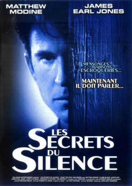 French DVDs - Les Secrets Du Silence