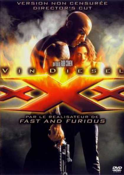 French DVDs - XXX