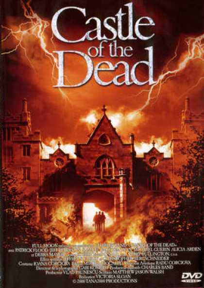French DVDs - Castle Of The Dead