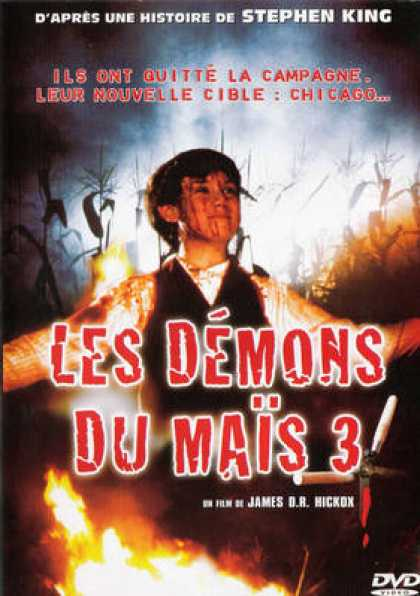 French DVDs - Les Demons Du Mais 3