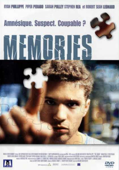 French DVDs - Memories