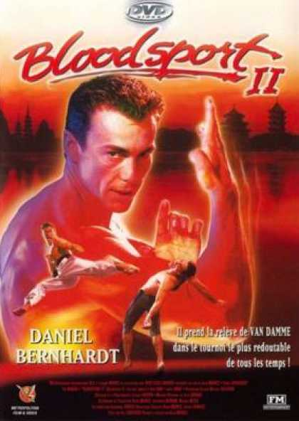 French DVDs - Bloodsport 2