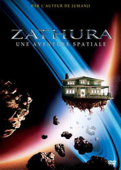 French DVDs - Zathura