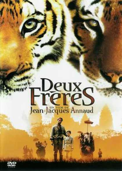 French DVDs - Deux Frères