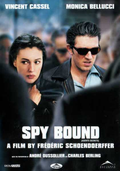 French DVDs - Spy Bound