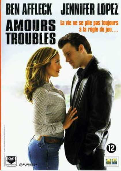 French DVDs - Amours Troubles