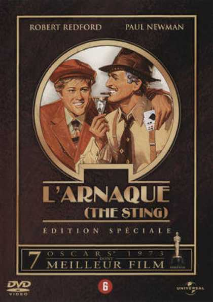 French DVDs - The Sting
