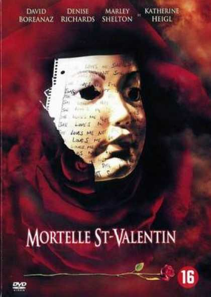 French DVDs - Valentine