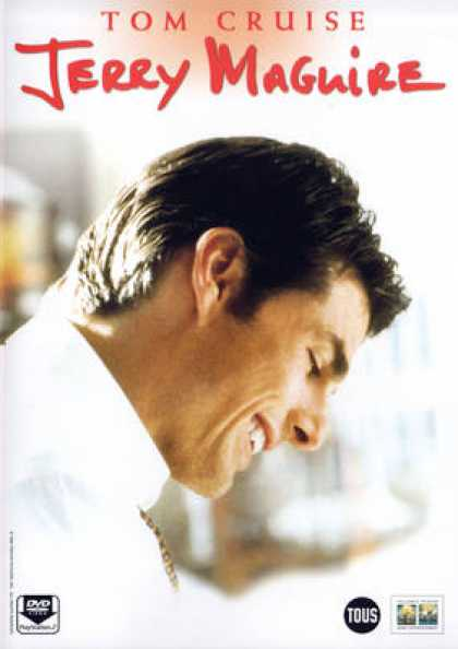 French DVDs - Jerry Maguire