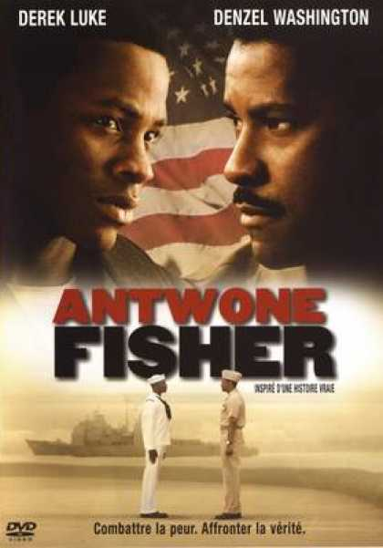 French DVDs - Antwone Fisher