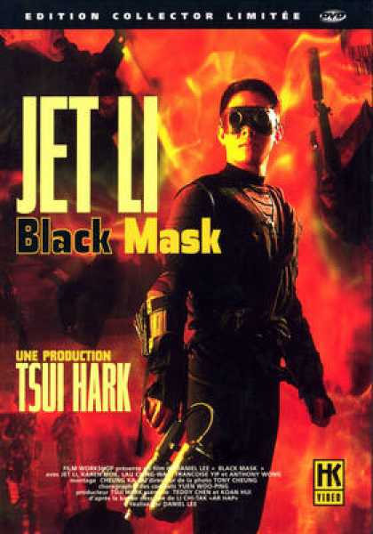 French DVDs - Black Mask 1
